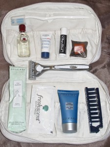 Homemade Luxury Amenity Kit